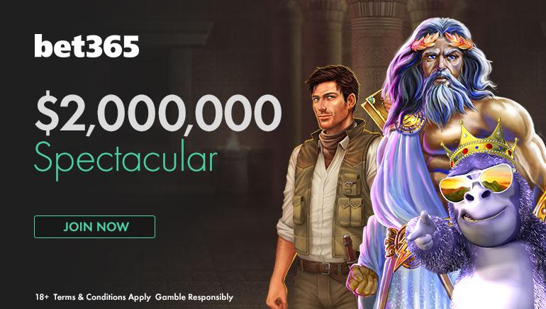 Participa en la promoción de los dos millones en bet365