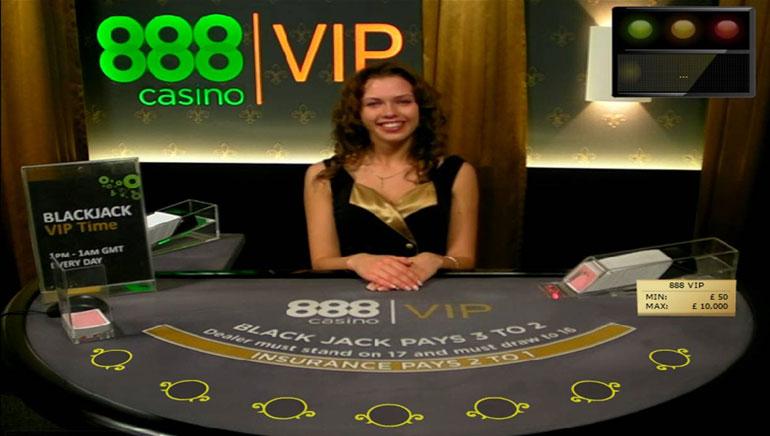 888 Casino Aumenta los Juegos con Casino Dealer en Vivo