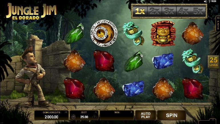 Captura de pantalla del juego 4