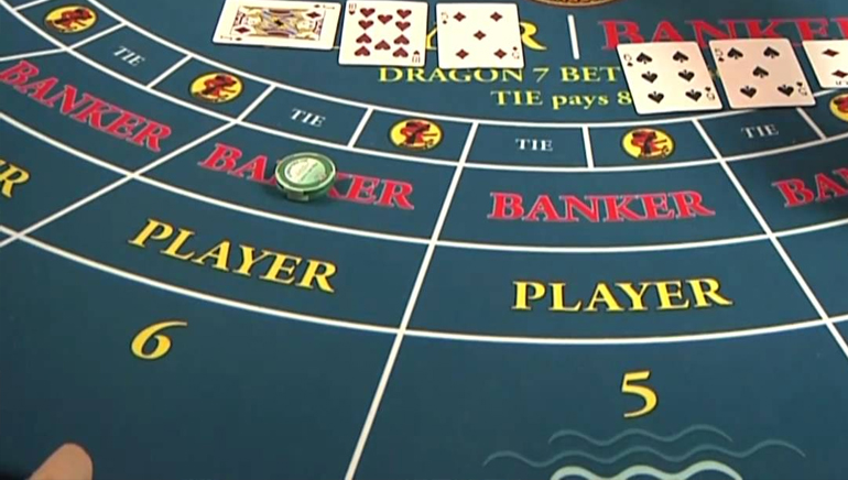 Juega Baccarat en Vivo Online en Casino.com Chile