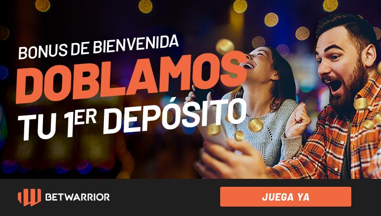 BetWarrior recibe a sus jugadores de Chile con un excelente bono con el que pueden ganar hasta 100.000 pesos chilenos