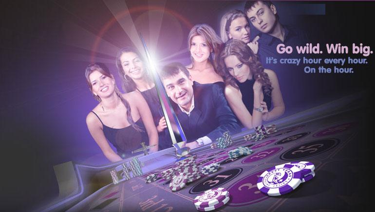 Crazy Vegas ofrece un torneo acumulador durante el mes de mayo