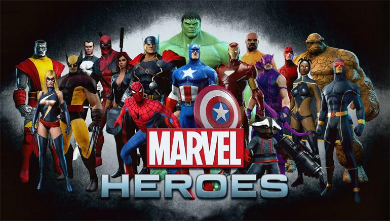 Únete a los Héroes de Marvel en el Casino Online