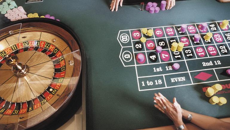 Ruleta online con dinero real