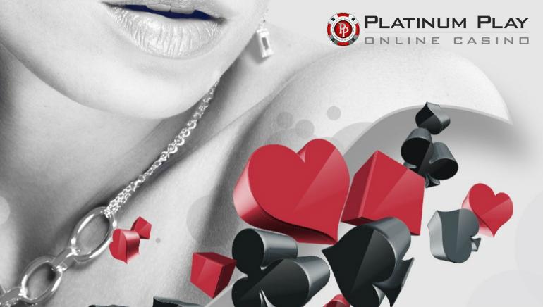 El casino Platinum Play exhibe su nuevo diseño