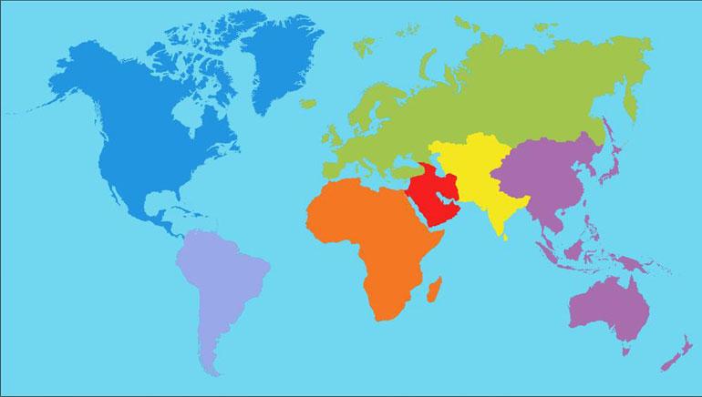 Escoge tu país